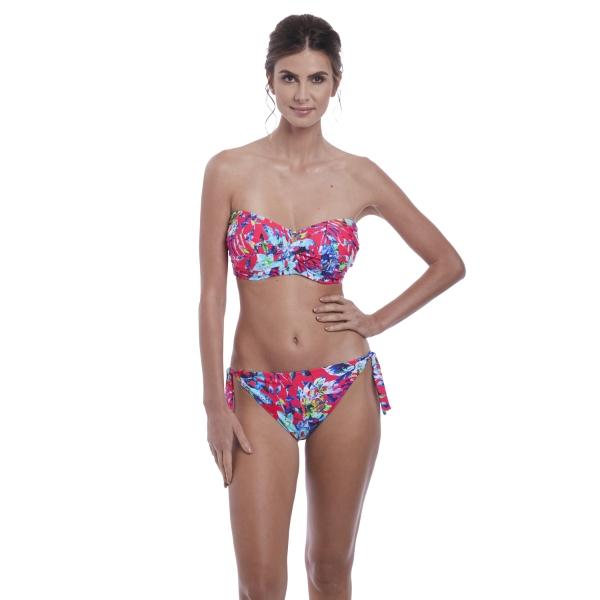 Fantasie Sarasota Bandeau Swimsuit//Swimming Costume Nightshade